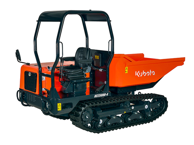 Kubota KC250HR-4